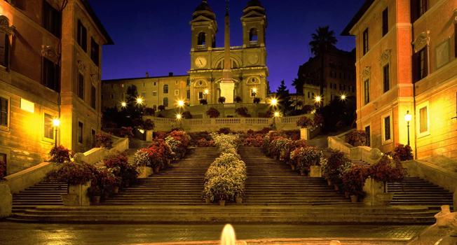 Rome / JK Place Roma
