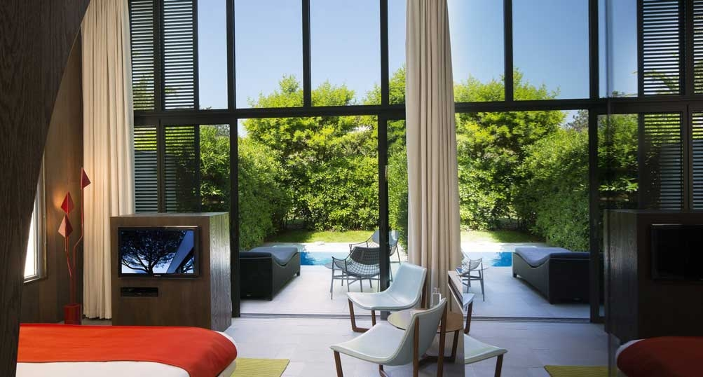 Saint Tropez / Hotel Sezz
