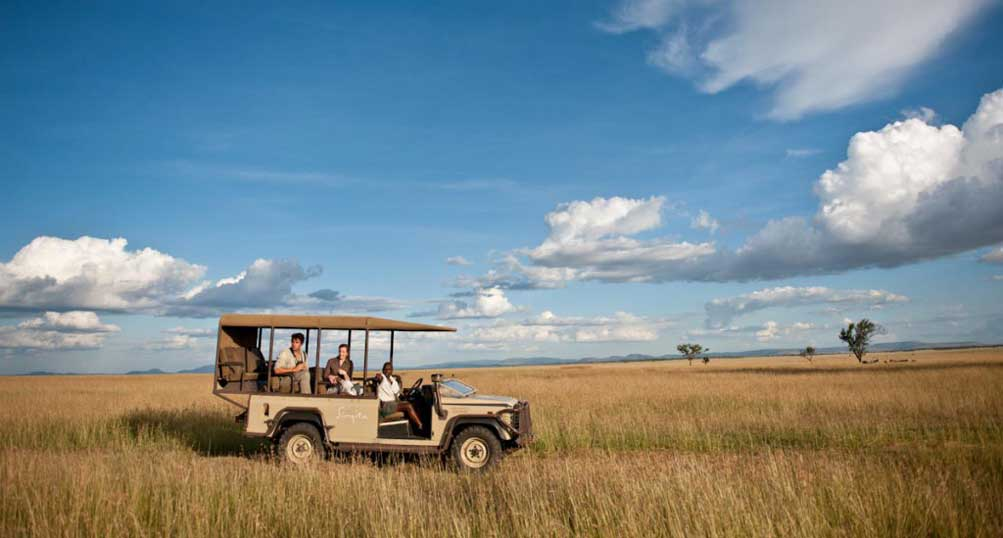 Serengeti / Singita Grumeti Reserves