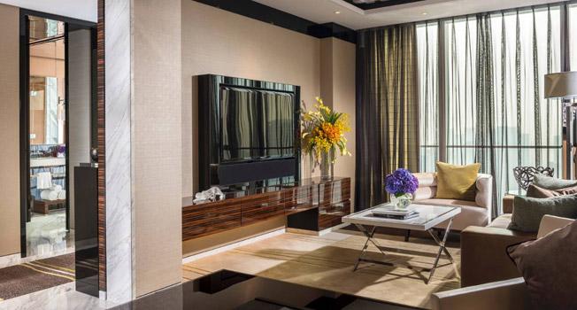 Shanghai / Four Seasons Hotel Shanghai Pudong