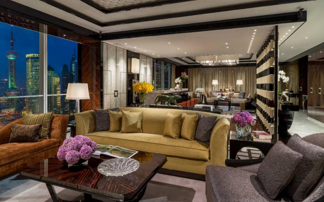 Shanghai / Four SeShanghai / Four Seasons Hotel Shanghai Pudongasons Hotel Shanghai Pudong