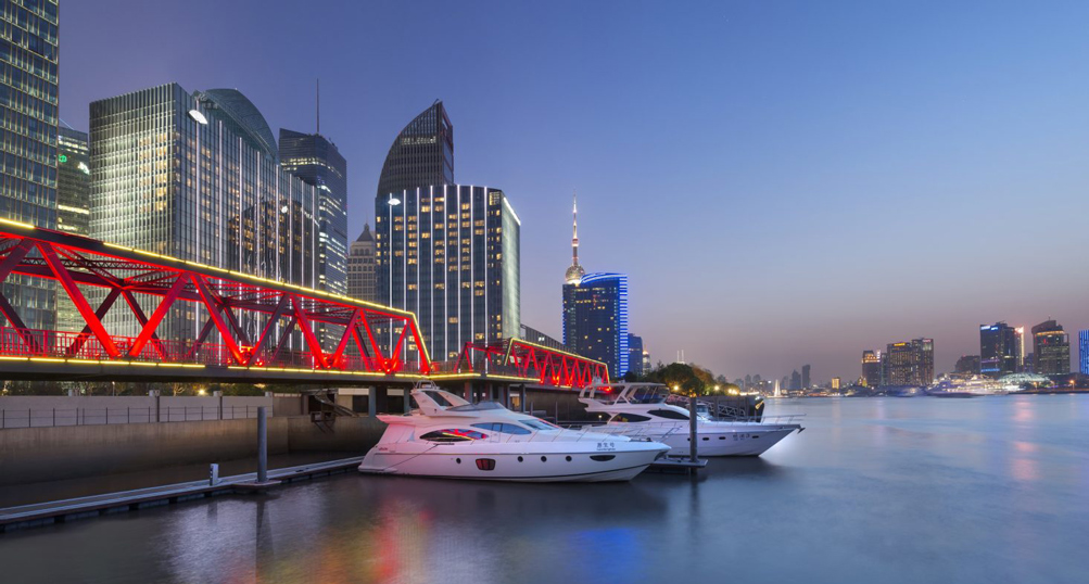 Shanghai / Mandarin Oriental Pudong