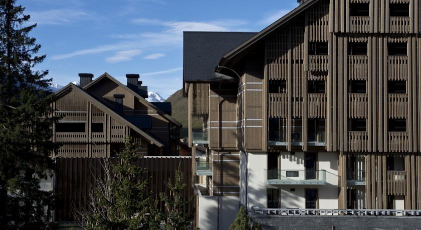 Switzerland / The Chedi Andermatt
