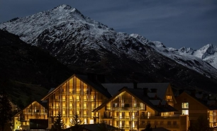 Switzerland / The Chedi Andermatt