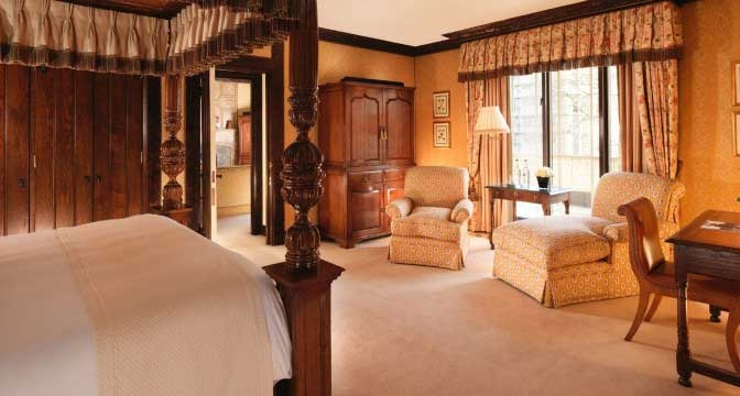 Dorchester Hotel Hyde Park London