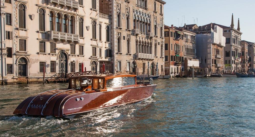 Venice / Aman Canal Grande Venice