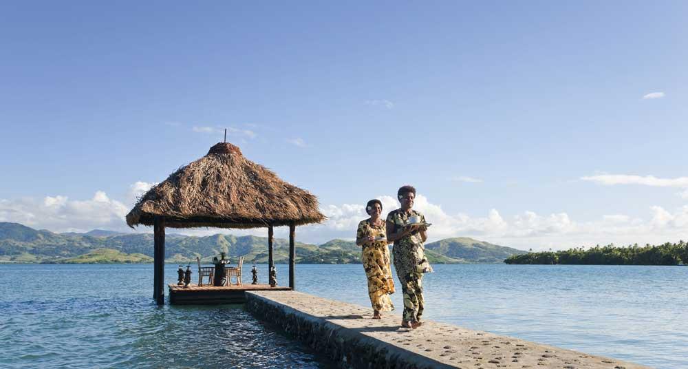 Viti Levu / Dolphin Island Resort