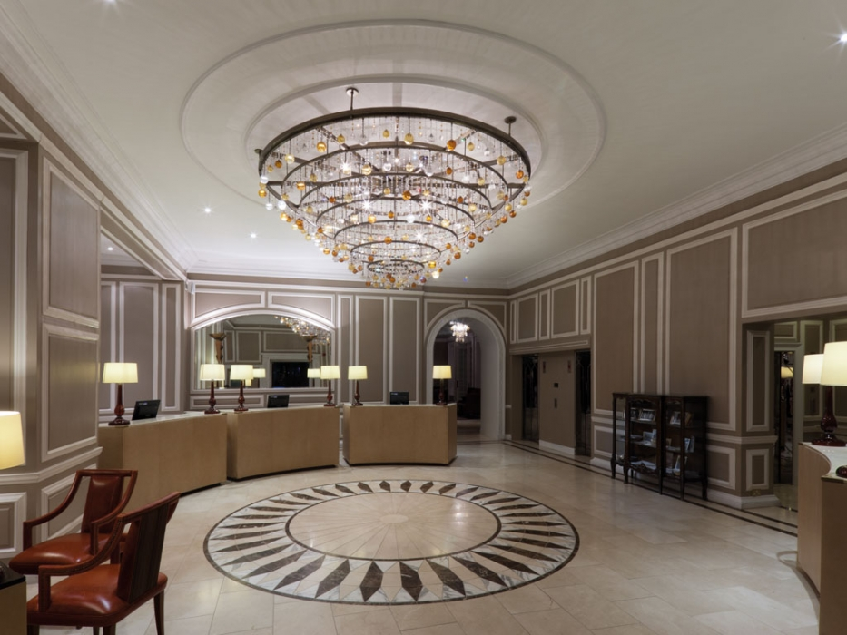 Waldorf Astoria Edinburgh - The Caledonian - Hotels & Style
