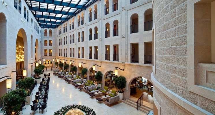 Waldorf Astoria Jerusalem Hotels Style