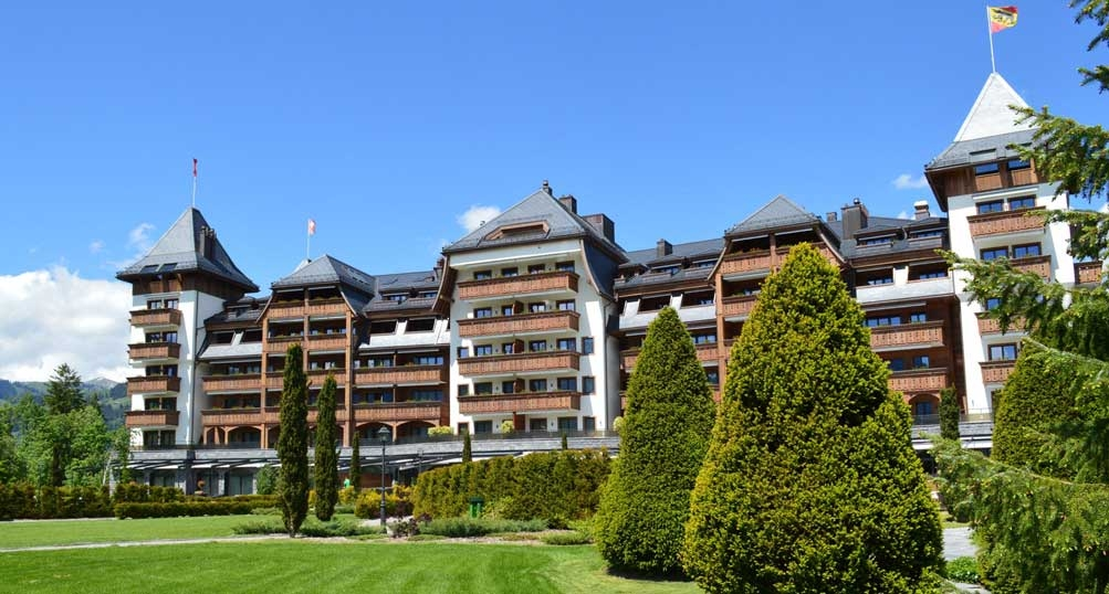 The Alpina Gstaad Hotels Style - Gstaad alpina