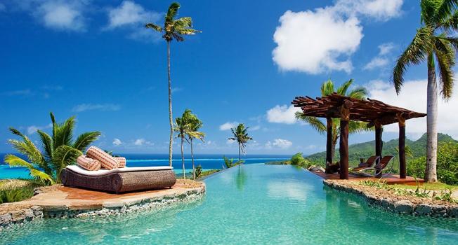 Laucala Island Resort Fiji Hotels Amp Style
