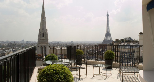Four Seasons Hotel George V Paris Hotels Amp Style