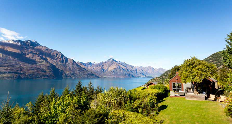 Azur lodge hotels style for 5 the terrace queenstown