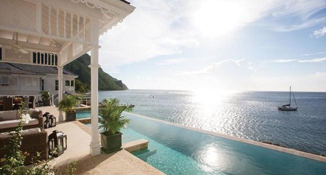 Sugar Beach Resort St Lucia Review